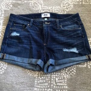Paige Jimmy Shorts Sz. 29 Lightly used